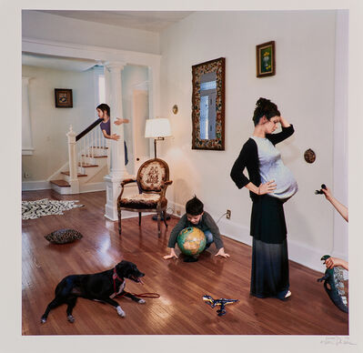 Julie Blackmon, 'Broken Toy, from Domestic Vacations', 2006