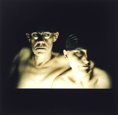 Rose Farrell and George Parkin, 'Self Portrait #1', 2003