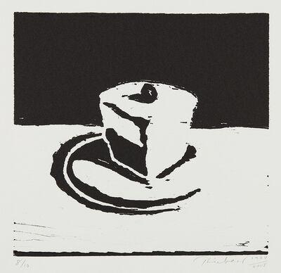 Wayne Thiebaud, 'Chocolate Pie', 1964/2008