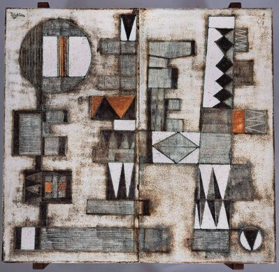 les 2 Potiers, 'Table', 1962