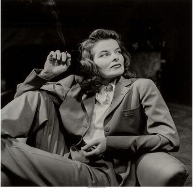 Alfred Eisenstaedt, 'Katherine Hepburn, New York City', 1938