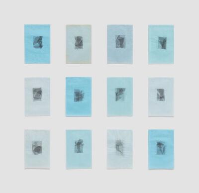 Carla Chaim, 'Paisagens de Azul', 2018
