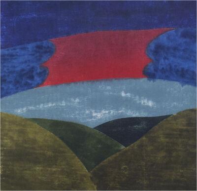 Carol Summers, 'Sunset After Storm', 2002