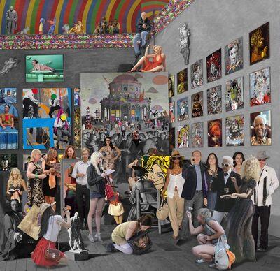 Lluis Barba, 'The Studio of the Painter, Pierre Subleyras', 2012