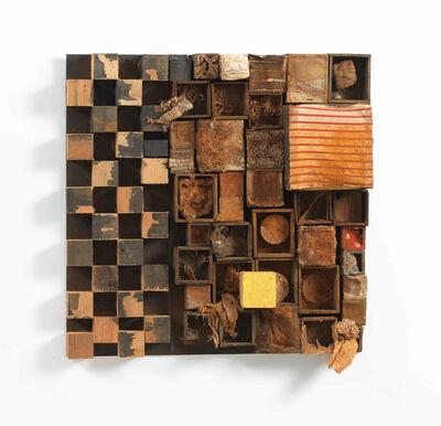 Leonardo Drew, '42a', 2001