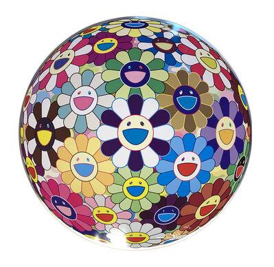 Takashi Murakami, 'Flower Ball (3-D) Kindergarten', 2007