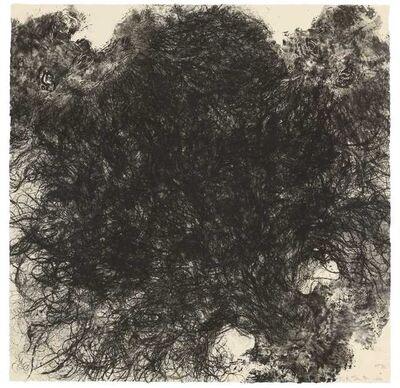 Kiki Smith, 'Untitled (Hair)', 1990