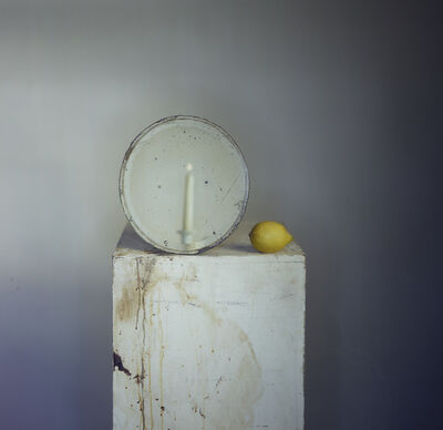 Richard Learoyd, 'Lemon, Mirror, Candle 4', 2019