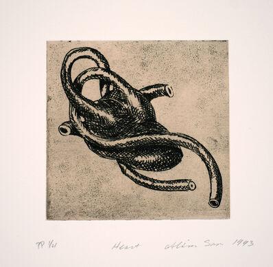 Alison Saar, 'Heart', 1993