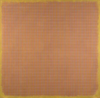 Perle Fine, 'Accordment Series #9, Indian Summer, Summer's End', 1975-1976