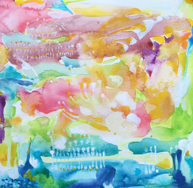 Natalia Wrobel, 'Deep Dive III', 2016