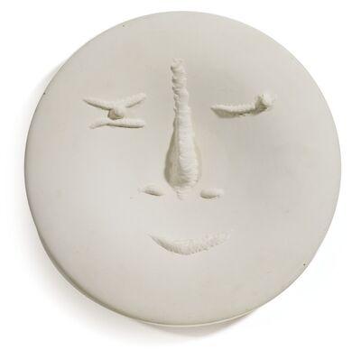Pablo Picasso, 'Visage (Face)', 1963
