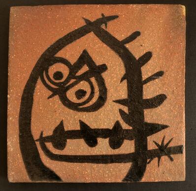 Joan Miró, 'Placa Miro-Artigas ', ca. 1980