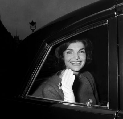 Harry Benson, 'Jackie Kennedy, London', 1962