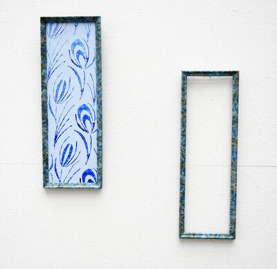 Meschac Gaba, 'Du mur à la toile-Couleurs de Cotonou (26)', 2008