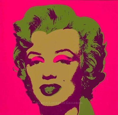 Andy Warhol, 'Marilyn Monroe (#21)', 1967