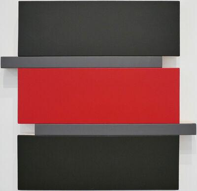Scot Heywood, 'Shift Black/Red/Grey'
