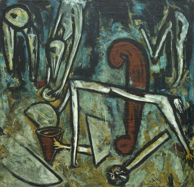 Erwin Bohatsch, 'Im Sumpf', 1984