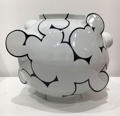 Sam Chung, 'Cloud Moon Jar', 2019
