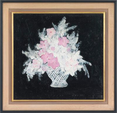 Sanyu, 'Basket of Flowers', 1931