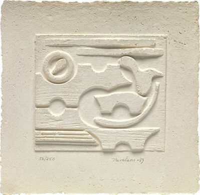 Louise Nevelson, 'Untitled', 1985