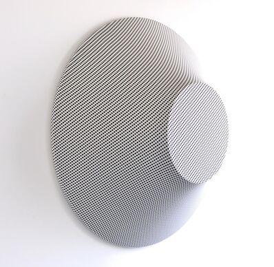 Dima Hunzelweg, 'Wallsculpture D-1002 ', 2019
