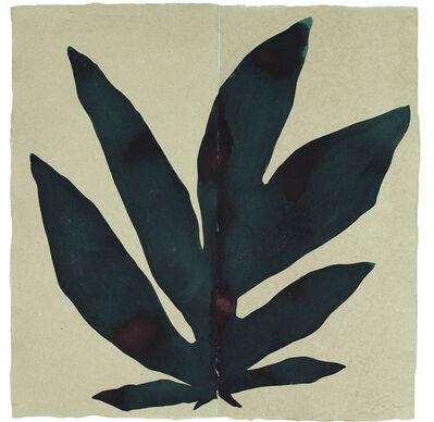 Kate Roebuck, 'Emerald Plant', 2018