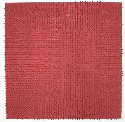 Bernard Aubertin, 'tableau clous', 1969