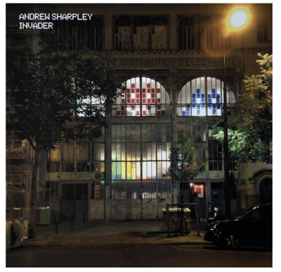 Invader, 'INVADER Andrew Sharpley Vinyl LP 180g', 2021