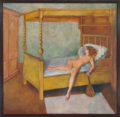 Balthus, 'Odalisque allongée', 1998-1999