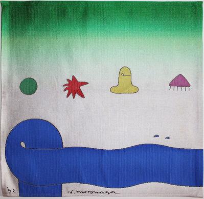 Sadamasa Motonaga, 'Untitled', ca 1980