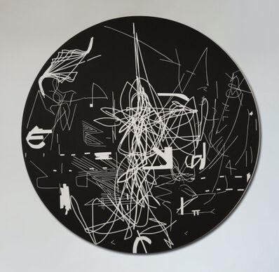 Jeff Elrod, 'Untitled (round)', 2005