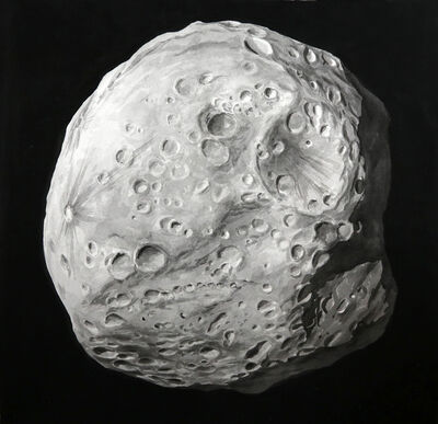 Thomas Broadbent, 'Dark asteroid', 2017