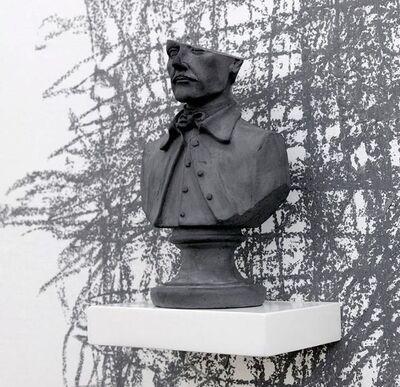 Dmitri Obergfell, 'Statues also die', 2015