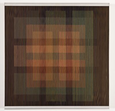 Carlos Cruz-Diez, 'Physichromie No 372', 1967