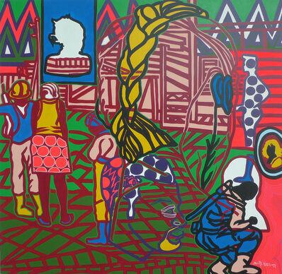 Boris Nzebo, 'Ville surprise 4', 2019