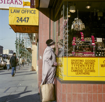 Janet Delaney, 'Pawnshop, Mission Street', 1984