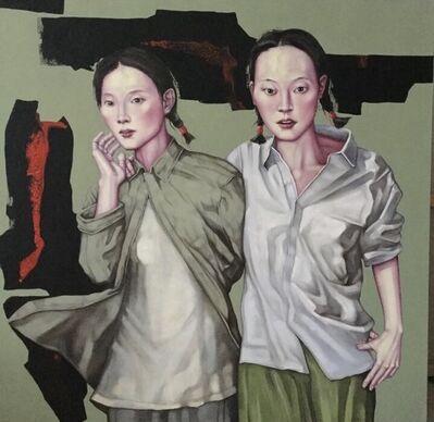 Liu Chun Hai, 'Meeting at Another Place', 2017