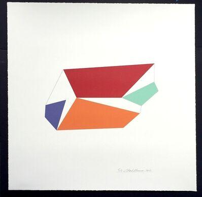 Charles Hinman, 'Wind, from Kites Suite', 2013