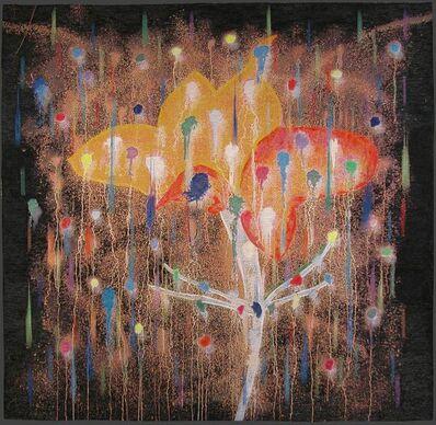 Rupert Garcia, 'La Xochitl IV Tapestry', 2003