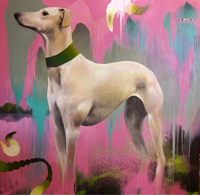 Manu Muñoz, 'Heedful Hound', 2015