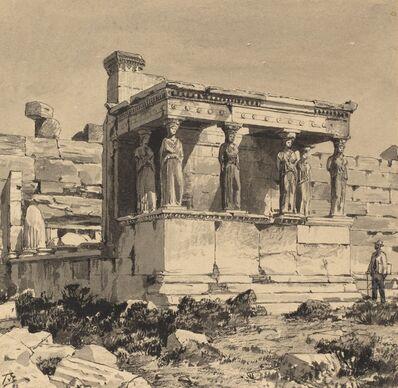 Themistocles von Eckenbrecher, 'Erechtheion', 1890