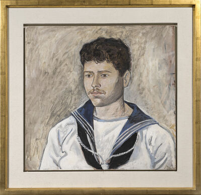 John Craxton, 'Sailor', ca. 1960s