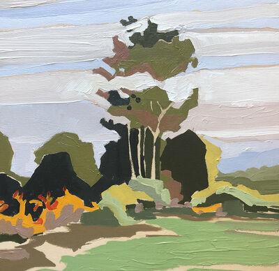 Jessica McGarry Bartlet, 'Celadon Study', 2019