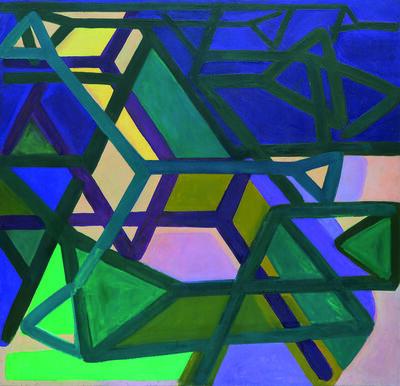 Américo Spósito, 'Volverse Y', 1989