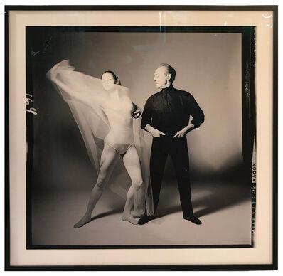 Bert Stern, 'Suzanne Farrell & George Balanchine', 1965