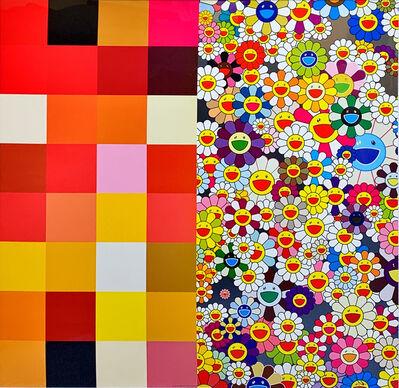 Takashi Murakami, 'akipankuchir・flowers', 2011