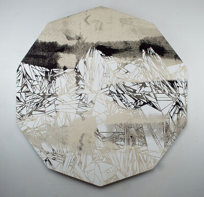 Tim Eads, 'Glitch Mountain', 2016