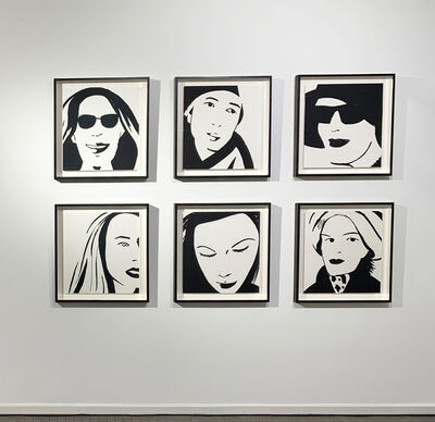 Alex Katz, 'Beauty', 2019