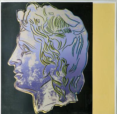 Andy Warhol, 'Alexander the Great Trial Proof  (FS IIB.291)', 1982